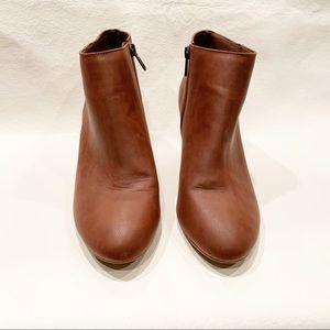 Loft Brown Ankle Boots